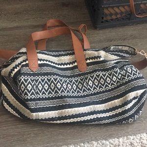 JustFab Weekender Bag